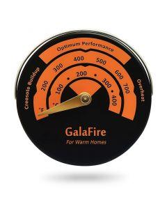 Pijpthermometer van de Kachelman
